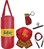 Benlee Rocky Marciano Punchy 199077 Children's Boxing Bag Set Black