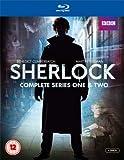 Sherlock - Series 1 & 2 Box Set [Reino Unido] [Blu-ray]