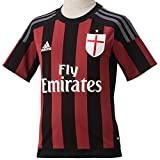 adidas AC Milan Home - Camiseta de equipación de fútbol para niña