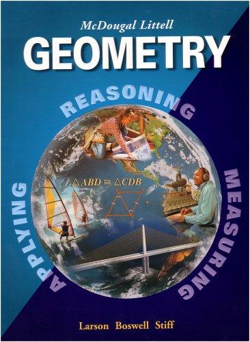 Geometry, Grades 9-12: Mcdougal Littell High School Math