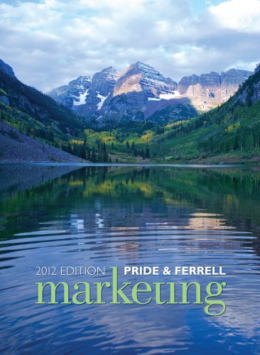 Marketing 2012 (with CengageNOW with eBook Printed Access Card)