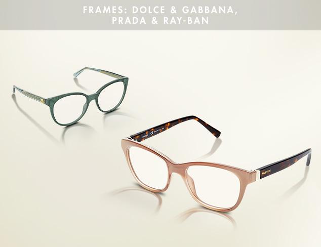 80ad318e MASM: Rebajas Dolce & Gabbana, Prada & Ray-ban gafas hasta el domingo 16