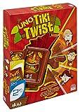Mattel - UNO Tiki Twist, juego de mesa (CGH09-0)