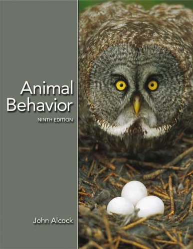 Amazon. Com: animal behavior (9781605355481): dustin r. Rubenstein.