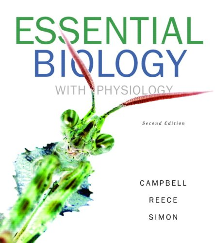 Essential Biology with Physiology Value Package (includes Get Ready for Biology)