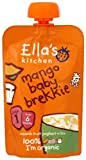 Ella's Kitchen Organic Baby Brekkie Mango 100 g (Pack of 6)