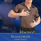 Svenjoyment 2X-Large Wetlook Men's Shirt