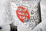 Crap World Cups RUGBY (Crap Goods) Birthday Gifts for Men Funny Gifts for Boyfriends Anniversary Presents for Him Novelty Gifts for Boys Unusual Gifts for Him Engagement Presents for Him Birthday Gifts for Friends Get Well Presents for Dad Retirement Gifts for Daddy 6 Nations Rugby Trivia Quiz