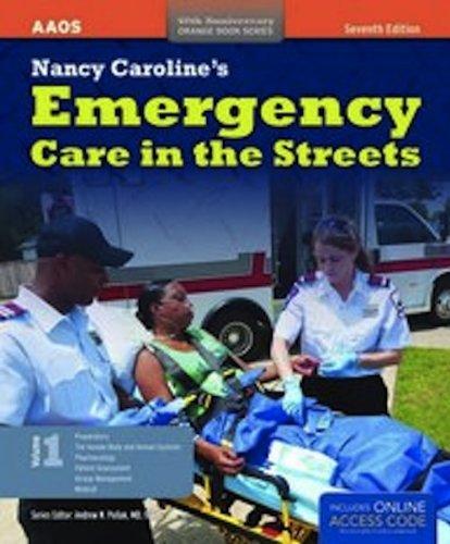 Nancy Caroline's Emergency Care In The Streets (Orange Book)