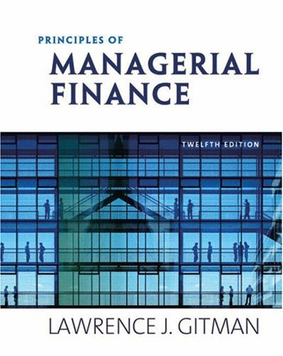Solution manual personal financial planning 12th edition gitman.