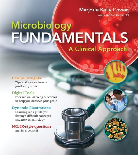 Microbiology Fundamentals: A Clinical Approach with Connect Plus