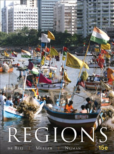 Geography: Realms, Regions and Concepts