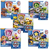 SPIN MASTER INTERNATIONAL Assorted Paw Patrol Pup 6 Act Pack
