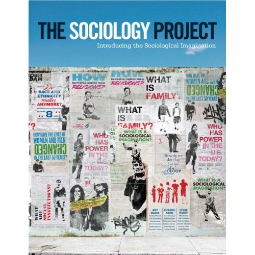 Class Test, Sociology: An Introduction