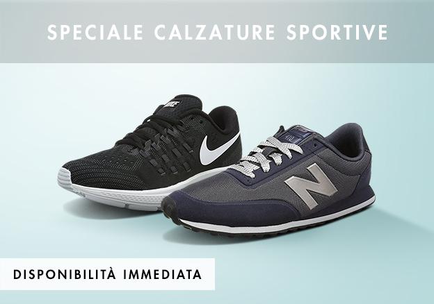 af5c18caea Speciale calzature sportive | Fuoco di Moda | www.fuocomoda.com