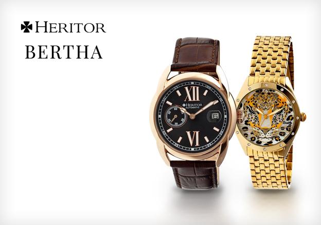 miglior sito web 15758 f827f Heritor & Bertha | Moda italiana e del design di marca ...