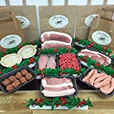The Original Butchers Wrap® 8 Meals for 2 People Meat Pack, 2 x Beefburgers