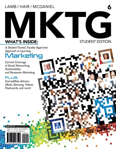 MKTG (with Marketing CourseMate with eBook and Career Transitions 2.0 Printed Access Card)