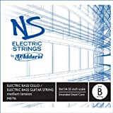 D'Addario NS Electric 4/4 Scale Medium Tension Single Low B String for Bass/Cello