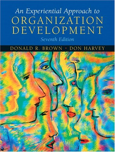 an experiential approach to organizational development pdf free download
