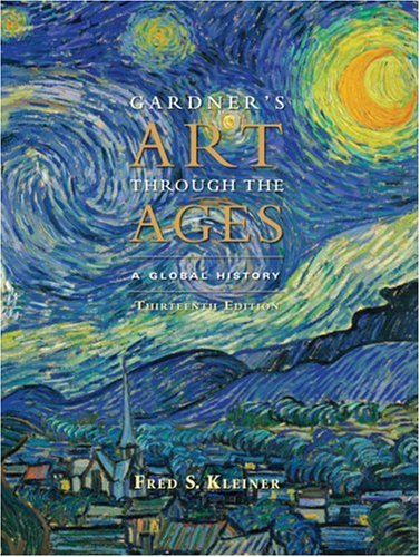 Gardner's Art through the Ages: A Global History (with ArtStudy Printed Access Card and Timeline)