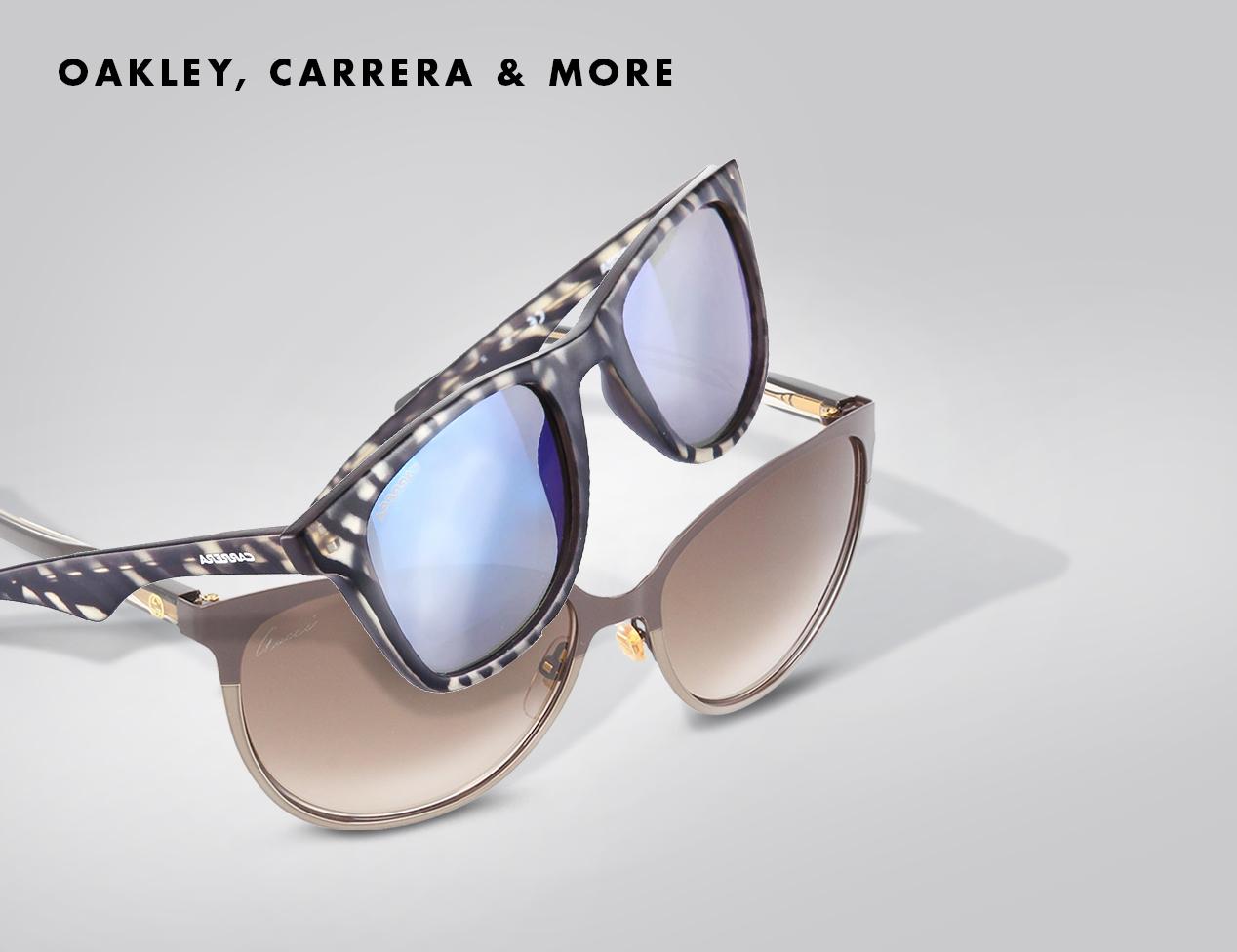 cd6dd341da MASM: Rebajas gafas Oakley, Carrera & more hasta el jueves 22